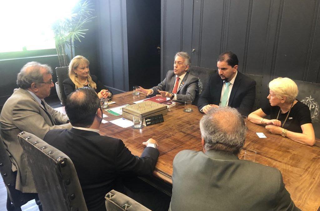 CIMEC é apresentada ao Governo do Estado de São Paulo